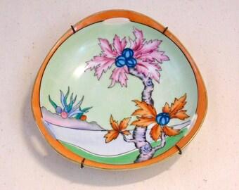 Fantastic  Noritake decorative plate--early 1920's