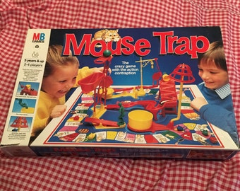 Vintage Mouse Trap 1996