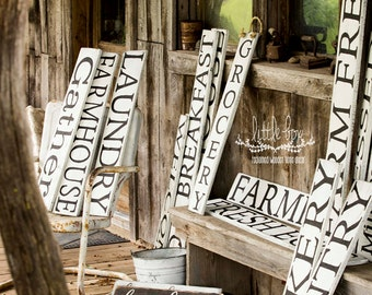 "Shop ""farmhouse decor"" in Kitchen & Dining"
