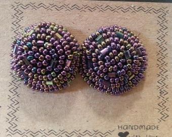 Beautiful African Beaded Earings