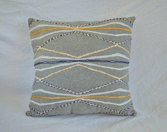 Hand Stitched Novelty Pillow