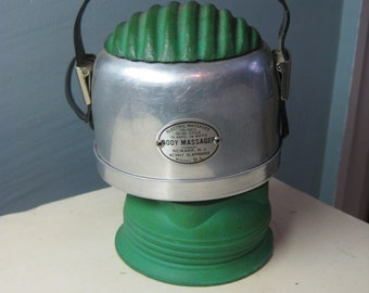 Vintage 1960s Ghastly Electric Personal Body Massage Vibrator