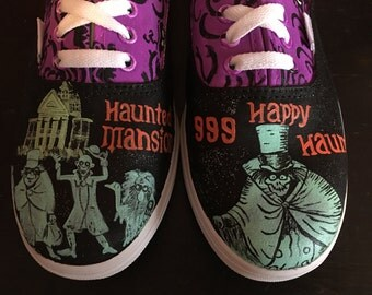 Haunted Ghost shoes