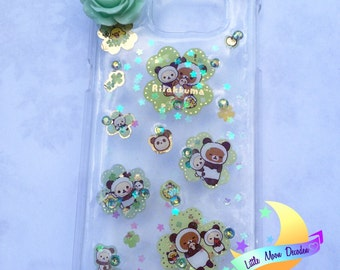 Panda Kuma - Samsung Galaxy S7 Resin Case