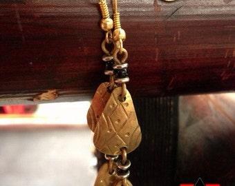 African Earrings. RLW 34