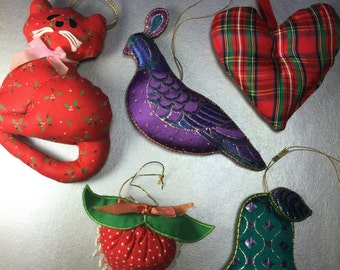 Cloth Ornaments