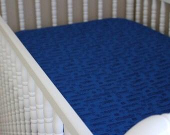 Trains Crib Sheet