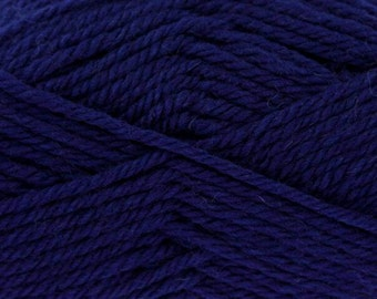 King Cole Merino Blend Aran -Navy (769)