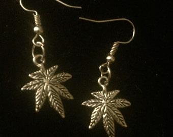 Herb earrings!