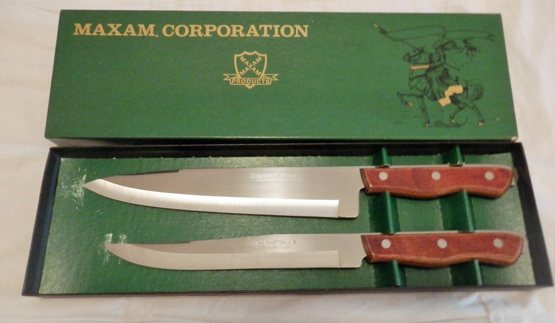 maxam stainless steel 9 u0027 u0027 french chef knife and