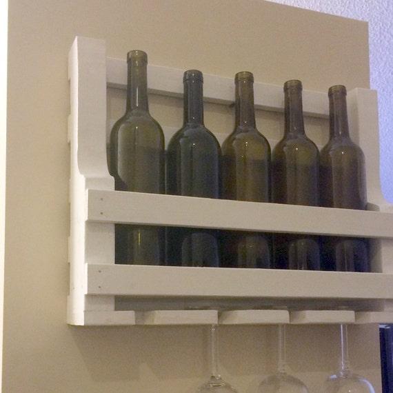 Housewarming gift wine rack unique wine rack wedding gift for Best wine for housewarming gift