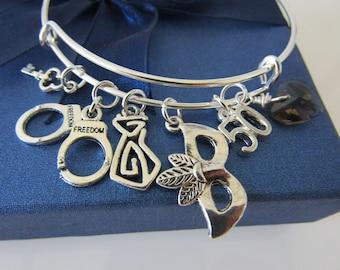 Expandable Bangle Bracelet FSOG Bracelet Handcuff Bracelet
