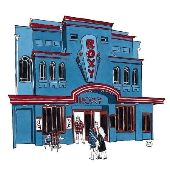 31 days in Wellington, day 30: The Roxy