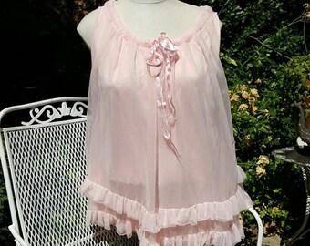 Vintage Babydoll Nightgown