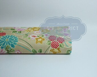 Japanese fabric flower.