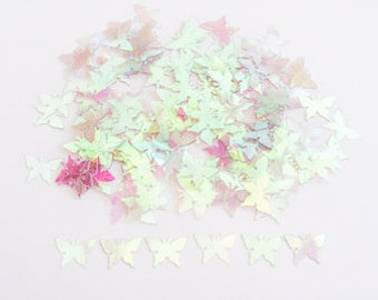 Iridescent Butterflies - Wedding Table Confetti