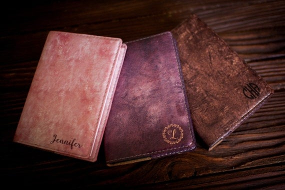 Leather Journal Notebook Personalized Leather Journal Leather