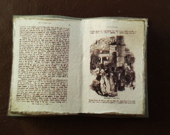 Miniature Book:  London Pictures Drawn with Pen and Pencil