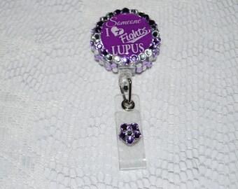 Lupus Awareness Badge Reel