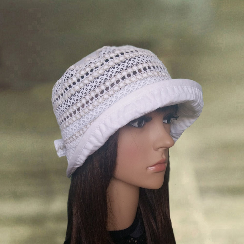 summer linen hats womens cotton hats cotton white hats