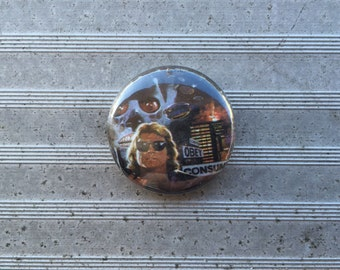 "They live 1"" Button"