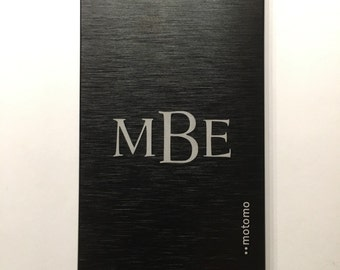 cell phone case personalized with monogram *SALE*