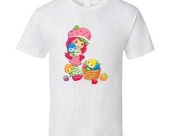 Strawberry Shortcake  T Shirt