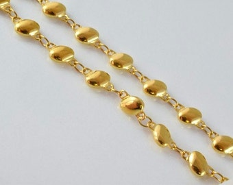 "18K Gold Filled Chain 17"" Inch CG45"
