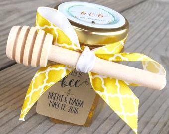 25 Meant to Bee, Bride to Bee, Honey Jar Wedding Favor, Honey Wedding Favor, Honey Bridal Shower Favor, Honey Baby Shower Favor, Meant to Be