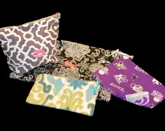 Personalized Zipper Bags-Different Sizes