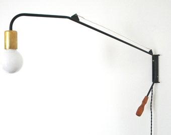 Swing Arm Lamp/Lampe potence
