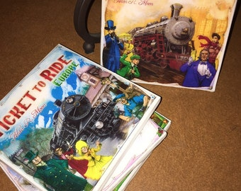 Ticket To Ride--Board Game Series  Coasters