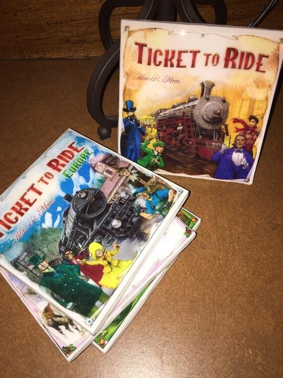 Ticket to Ride series | Wiki | BoardGameGeek