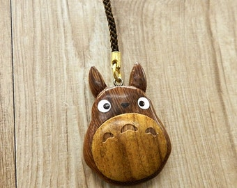 Strap ・Bag Charm / My Neighbor Totoro Studio Ghibli / Gift strap in Totoro from forest