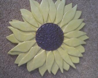 Sunflower Garden Plaque