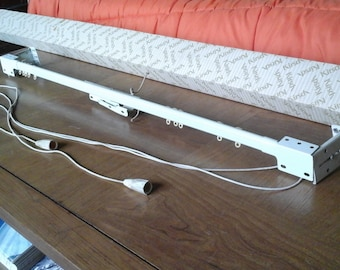 Center Closing Expandable Traverse Rod, Center Closing, Pinch Pleat Drapery Curtain Rod