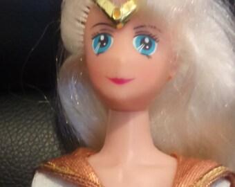 "Vintage 1995 Irwin Toy 11.5"" SAILOR MOON Venus Doll"