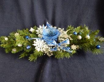 Chistmas/Winter Floral Arrangment