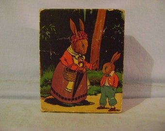 Peter Rabbit Stationary Box