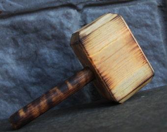 Thor's Hammer Mjolnir Rattle