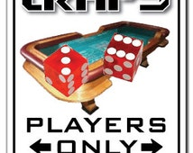 Popular Items For Craps On Etsy