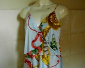 light dress italian design