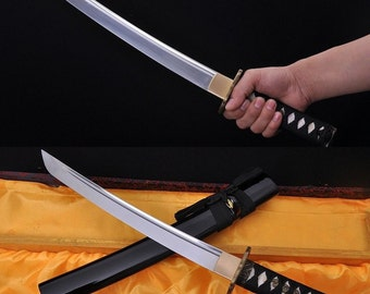 Cool collectibles Samurai Sword high Carbon Steel Full Tang Blade, Very Sharp