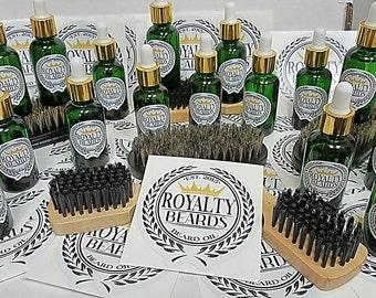 Royalty Beards Beard Oil