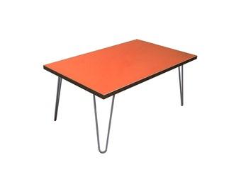 Coffee Table - Very Orange