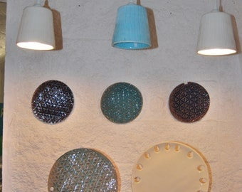 Pendant lamp: TerRicottina