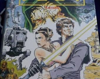 Annual, 1984 Annual, Returnof the Jedi Annual, Annual 1984, Return of the Jedi book,Star wars retun of the Jedi Annual