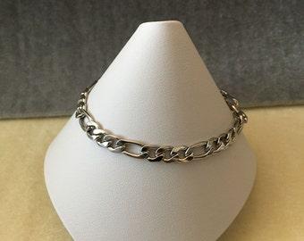 Classic Stainless Steel Men's Bracelet