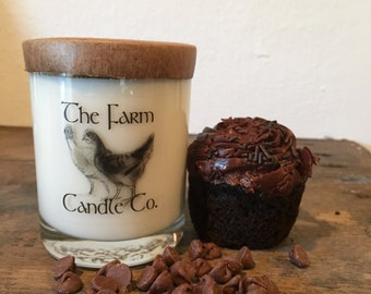Chocolate Cake Soy Candle
