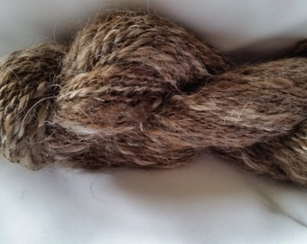 Llama Handspun Yarn